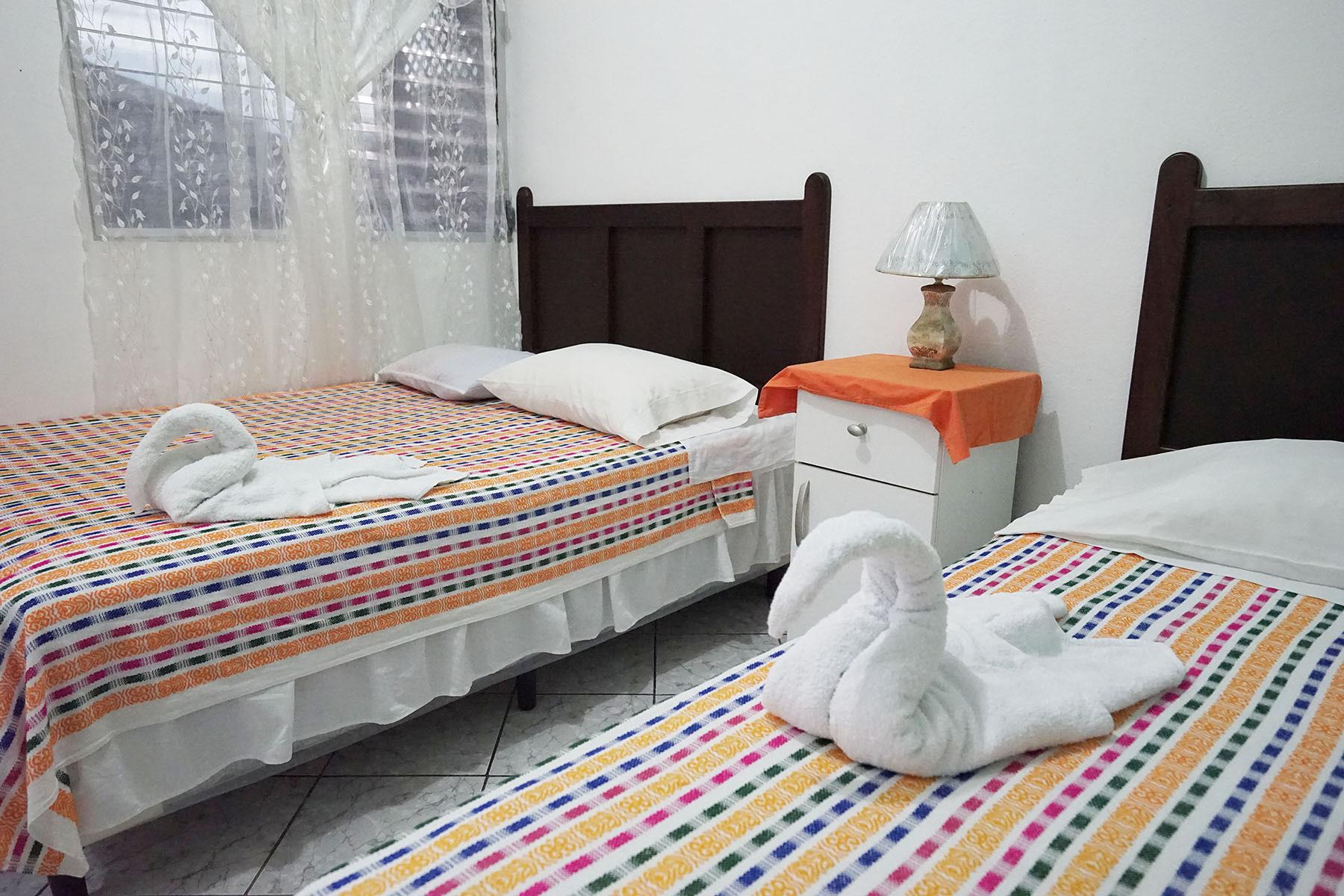 Hotel Near Tikal Guatemala